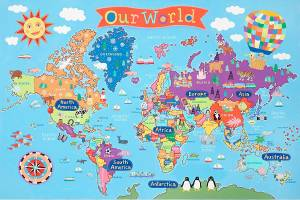 World Travel Guide by D Class