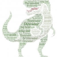 My favourite dinosaur by Junior A Class