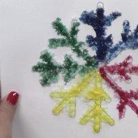 Ζωγραφική με αλάτι
